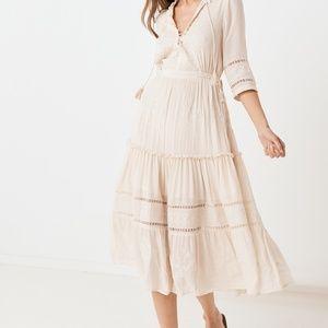 Spell - LOVES ME NOT GARDEN Party Dress